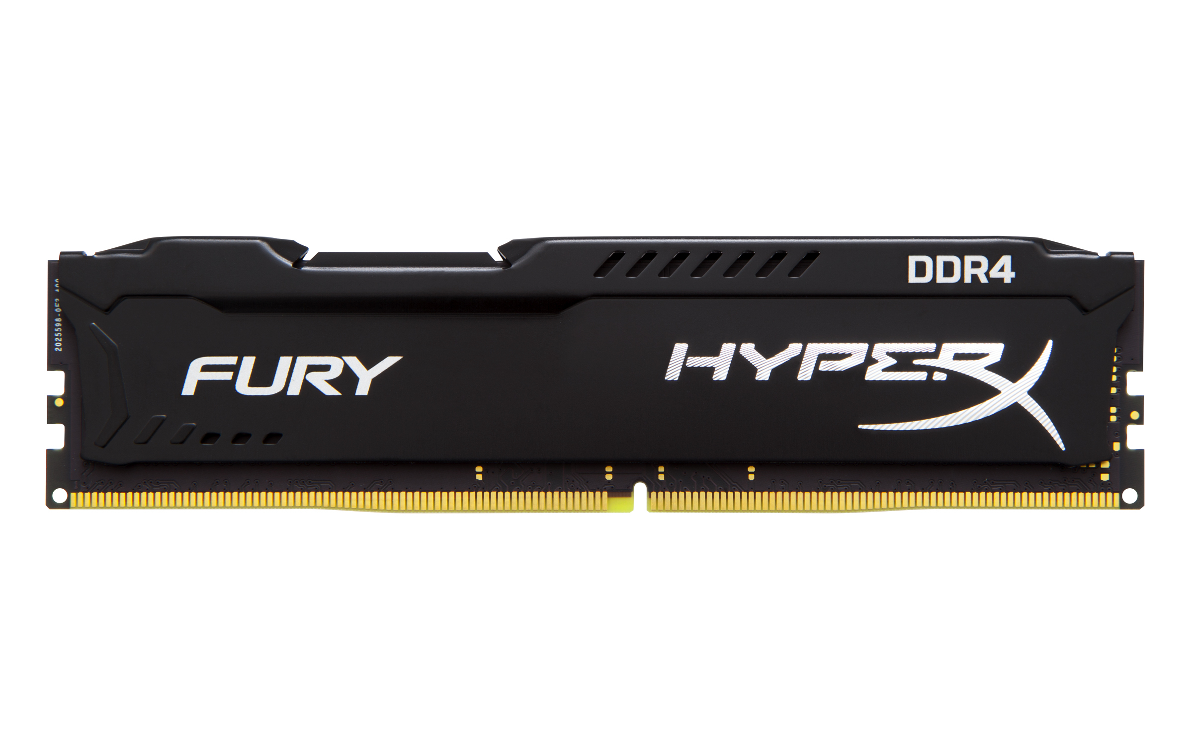 Ram 4 Kingston HyperX Fury Black 8G/2666-HX426C16FB2/8