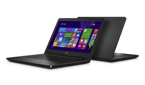 Laptop Dell Inspiron 3458 i3 4005U/4G/500G