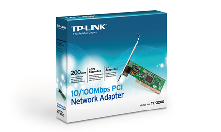 Card Mạng TPLink  TF 3200 10/100Base