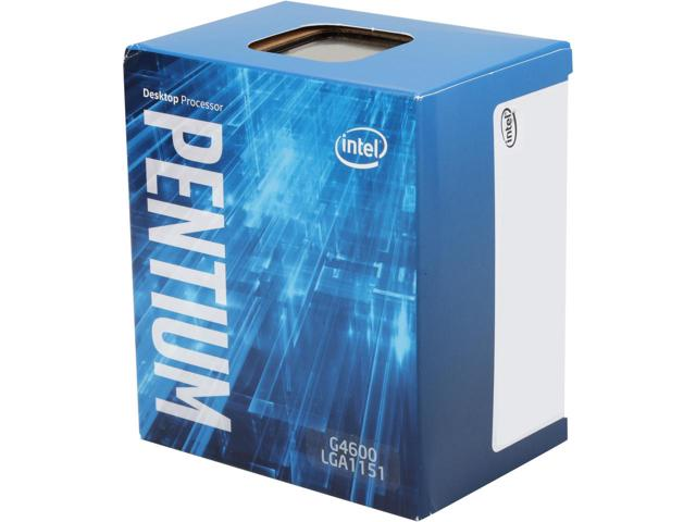 CPU Intel DC G4600 3.6 GHz / 3MB / HD 630 Series Graphics / Socket 1151 (Kabylake)